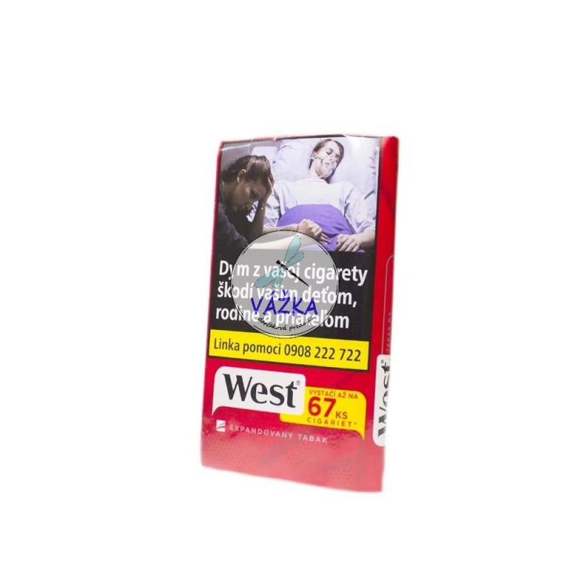 Tabaková zmes WEST Red 30g