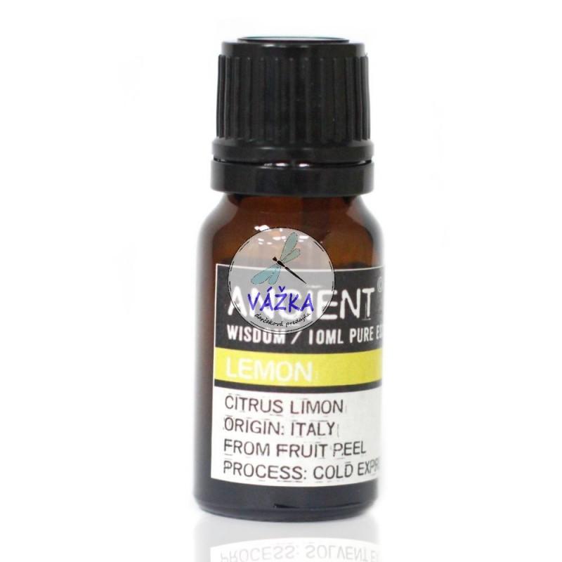 Citrón esenciálny olej 10ml