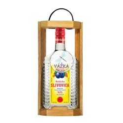 SLIVOVICA Bosácka 52% + 2 poháre
