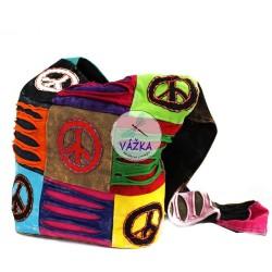 Etno taška pieskková / mier