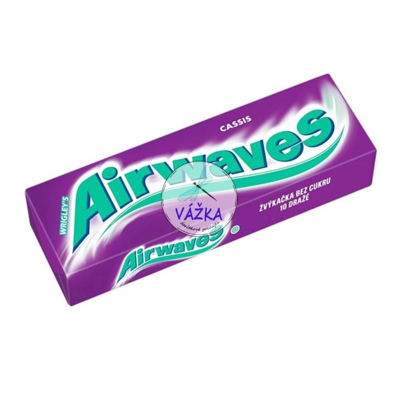Žuvačky AIRWAVES Cassis 14g