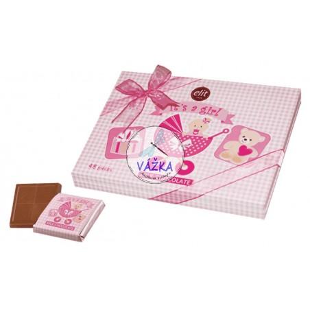 Bonbóny Elit Chocolate It´s A Girl 270g