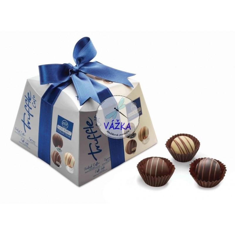 Bonbóny Elit Chocolate Truffle Cafe 120g