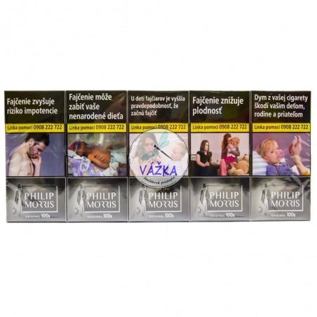 Philip Morris Black 100