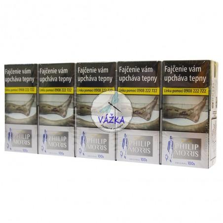 Philip Morris Silver 100